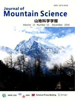 Journal of Mountain Science期刊投稿