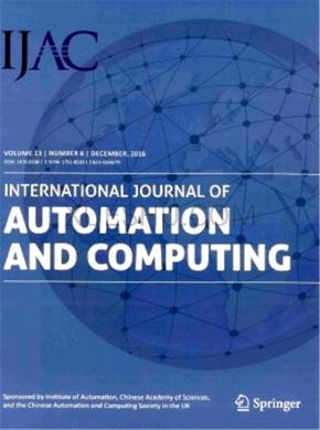 International Journal of Automation Computing论文发表价格