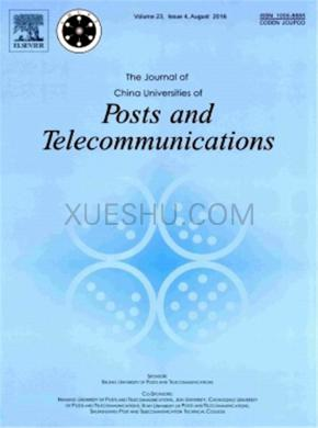 The Journal of China Universities of Posts and Telecommunica