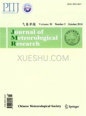 Journal of Meteorological Research论文投稿